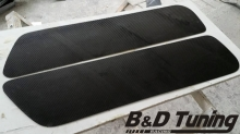 Carbon door panels