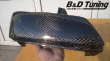 Carbon headlight cover 3