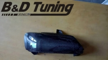 Carbon headlight cover 4
