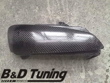 Carbon headlight cover