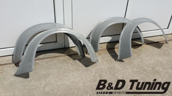 Fenders kit detailed