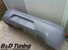 Rear bumper detailed 2