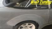 Rear panel progress