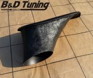 Air intake headlight 7