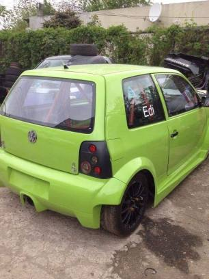 vw lupo gti wide body kit bd tuning racing. Black Bedroom Furniture Sets. Home Design Ideas