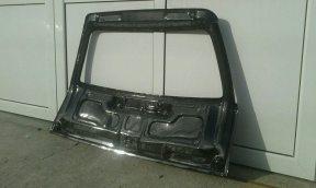 Rear hood detailed 2